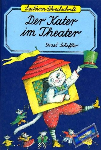 Der Kater im Theater. Lateinische Schreibschrift