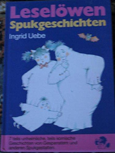 9783785521830: Leselöwen-Spukgeschichten