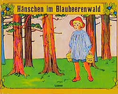 Hänschen im Blaubeerwald