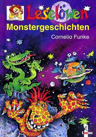 9783785525722: Leselöwen Monstergeschichten. ( Ab 6 J.).