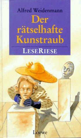 9783785527023: Der rätselhafte Kunstraub. LeseRiese. ( Ab 10 J.)