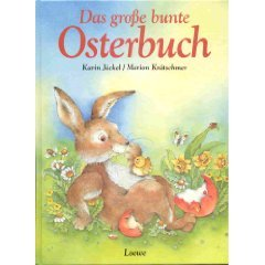 Das grosse bunte Osterbuch Cover
