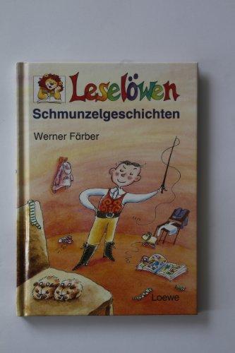 9783785528730: Leselöwen Schmunzelgeschichten