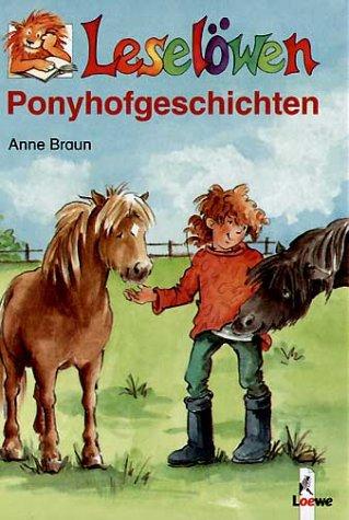 9783785533147: Leselöwen Ponyhofgeschichten. ( Ab 7 J.).