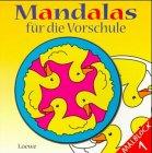 9783785534236: Mandalas für die Vorschule: Malblock