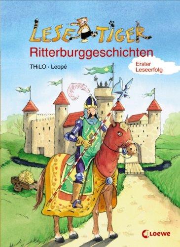 9783785541654: Lesetiger-Ritterburggeschichten