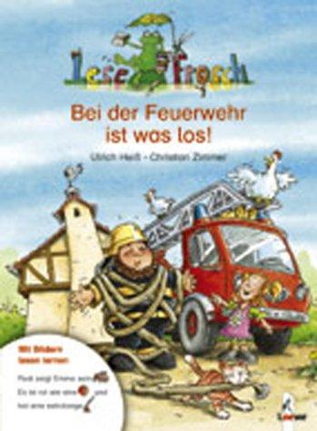9783785543252: Bei Der Feuerwehr Ist Was Los