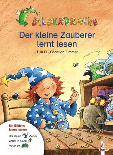 9783785543832: Der Kleine Zauberer Lernt Lesen (German Edition)