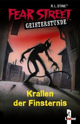 9783785546949: Fear Street Geisterstunde. Krallen der Finsternis