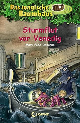 9783785548035: Das magische Baumhaus 31. Sturmflut vor Venedig