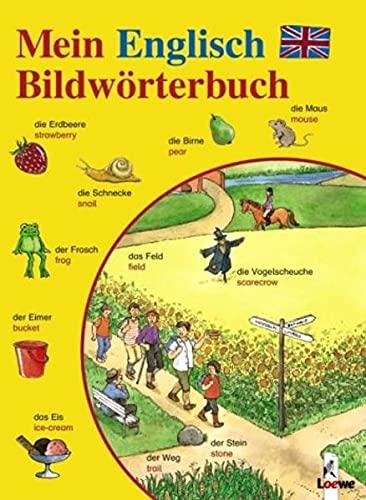 9783785550748: Mein Englisch-Bildwörterbuch.