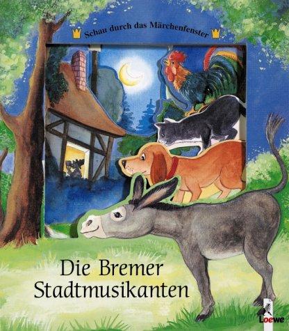 9783785551042: Die Bremer Stadtmusikanten