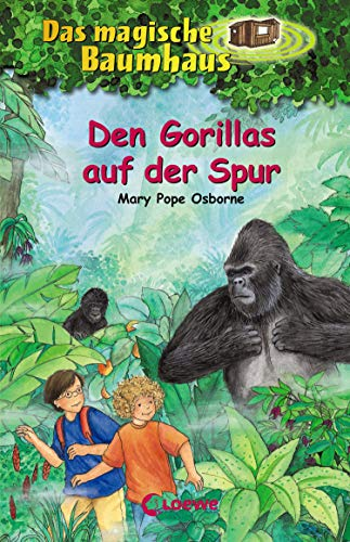 9783785553398: Den Gorillas Auf Der Spur (German Edition)