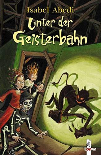 9783785553442: Unter der Geisterbahn