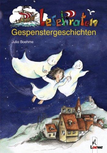 9783785554326: Lesepiraten Gespenstergeschichten / Lesefant. Das vergessliche Gespenst. Wendebuch