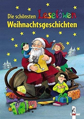 9783785555316: Die sch�nsten Lesel�wen Weihnachtsgeschichten