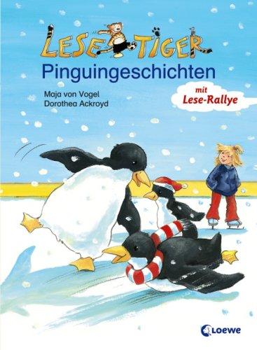 9783785555583: Lesetiger Pinguingeschichten