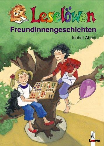 9783785556535: Leselöwen Freundinnengeschichten