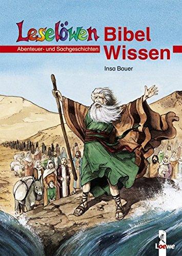 9783785556658: Leselöwen Bibel-Wissen