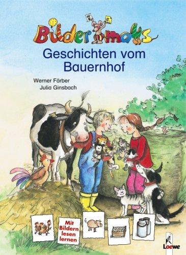 9783785557105: Bildermaus-Geschichten vom Bauernhof