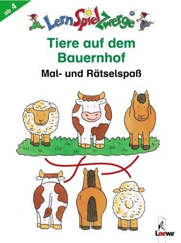 9783785558386: Tiere auf dem Bauernhof