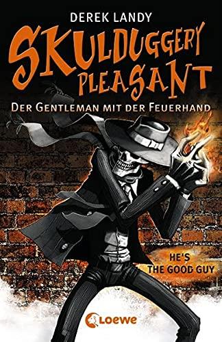 9783785559222: Skulduggery Pleasant 01. Der Gentleman mit der Feuerhand