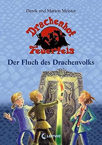 9783785559307: Drachenhof Feuerfels 03. Der Fluch des Drachenvolks