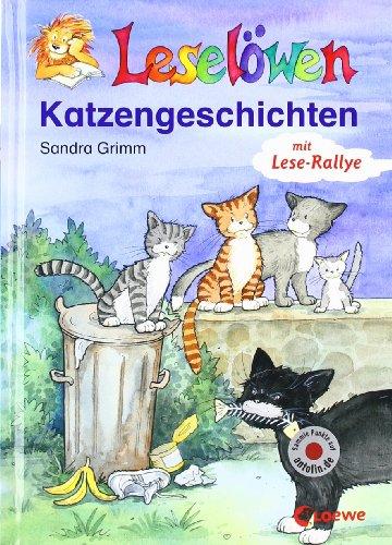 9783785559642: Lesel�wen Katzengeschichten