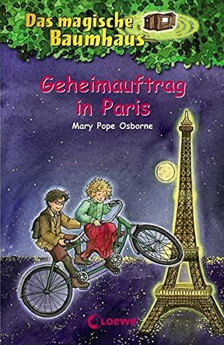 9783785559741: Das magische Baumhaus 33. Geheimauftrag in Paris