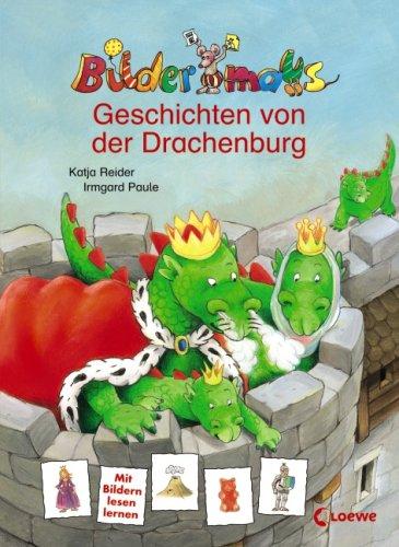 9783785559819: Bildermaus-Geschichten von der Drachenburg
