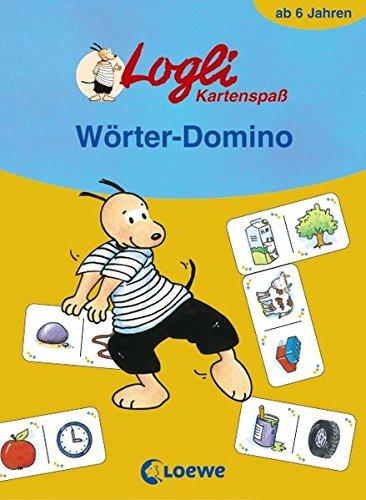 9783785560082: Wörter-Domino: Logli Kartenspaß