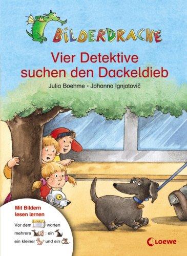 9783785561058: Vier Detektive Suchen Den Dackeldieb (German Edition)