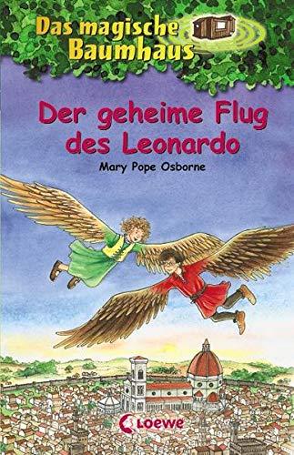 9783785563014: Der Geheime Flug DES Leonardo (German Edition)