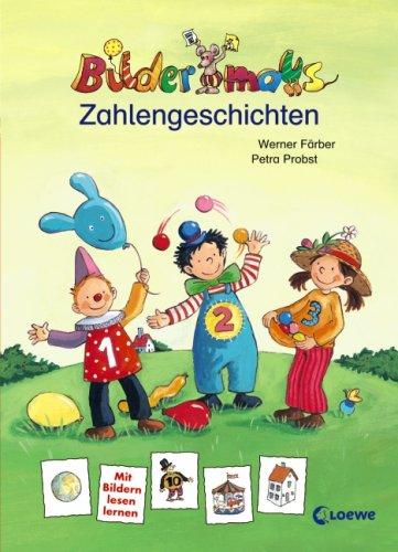 9783785563243: Bildermaus-Zahlengeschichten