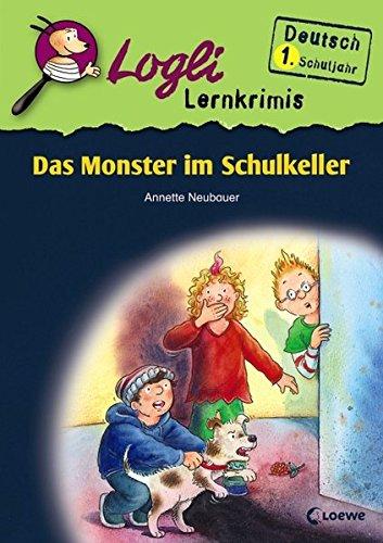 9783785563496: Das Monster im Schulkeller