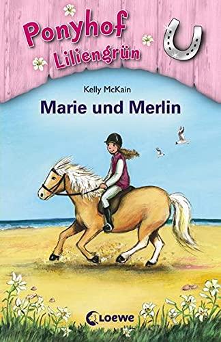 9783785563908: Ponyhof Liliengrün 01. Marie und Merlin