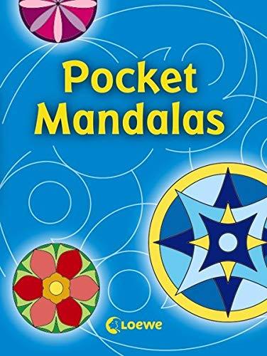 9783785564998: Pocket Mandalas - blau ; Deutsch;