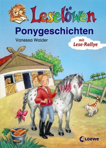 Leselöwen Ponygeschichten - Walder, Vanessa