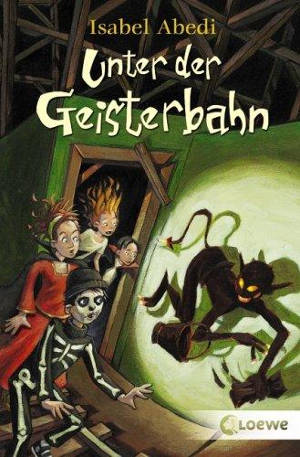 9783785567661: Unter der Geisterbahn