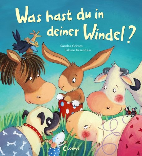 9783785569429: Was hast du in deiner Windel?