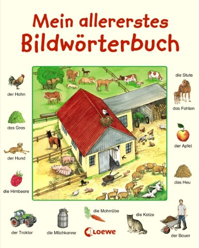 9783785570227: Mein allererstes Bildwörterbuch