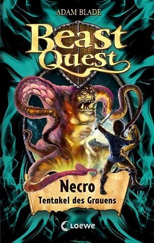 9783785570685: Beast Quest 19. Necro, Tentakel des Grauens