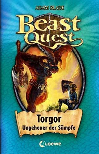 9783785570845: Beast Quest 13. Torgor, Ungeheuer der Sümpfe