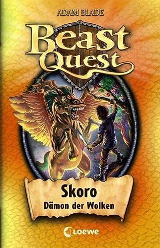 Beast Quest 14. Skoro, Dämon der Wolken: Loewe Verlag Gmbh