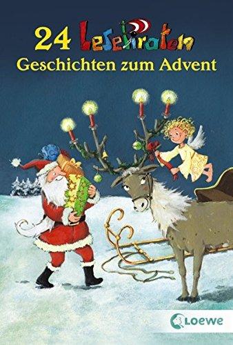 9783785571644: Lesepiraten: 24 Lesepiraten-Geschichten Zum Advent (German Edition)