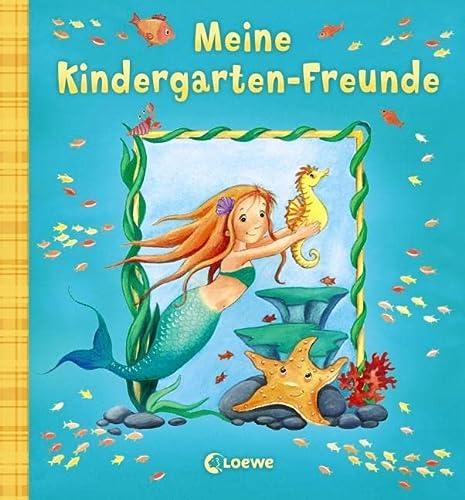 9783785572061: Meine Kindergarten-Freunde (Meermädchen)