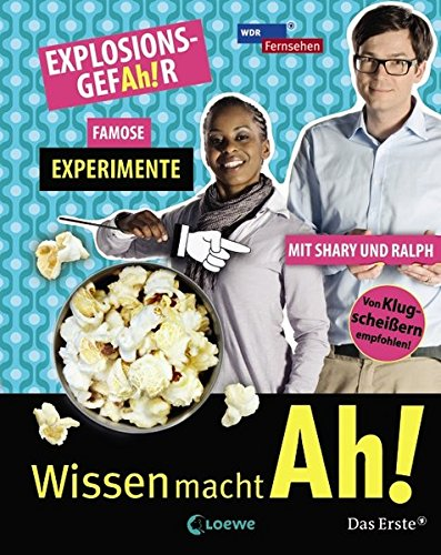 9783785572160: EXPLOSIONSGEFAh!R - Famose Experimente mit Shary und Ralph