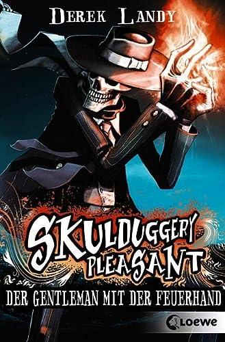 9783785572689: Skulduggery Pleasant 01. Der Gentleman mit der Feuerhand