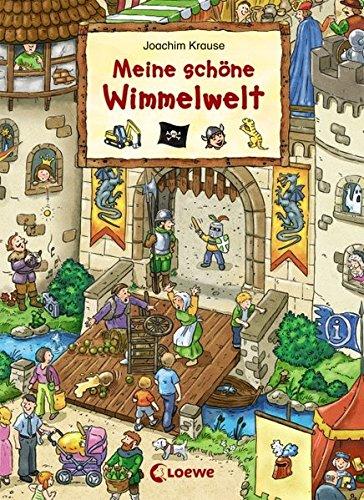 9783785574768: Meine schöne Wimmelwelt