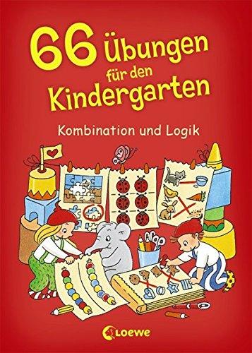 9783785575024: 66 �bungen f�r den Kindergarten. Kombination und Logik